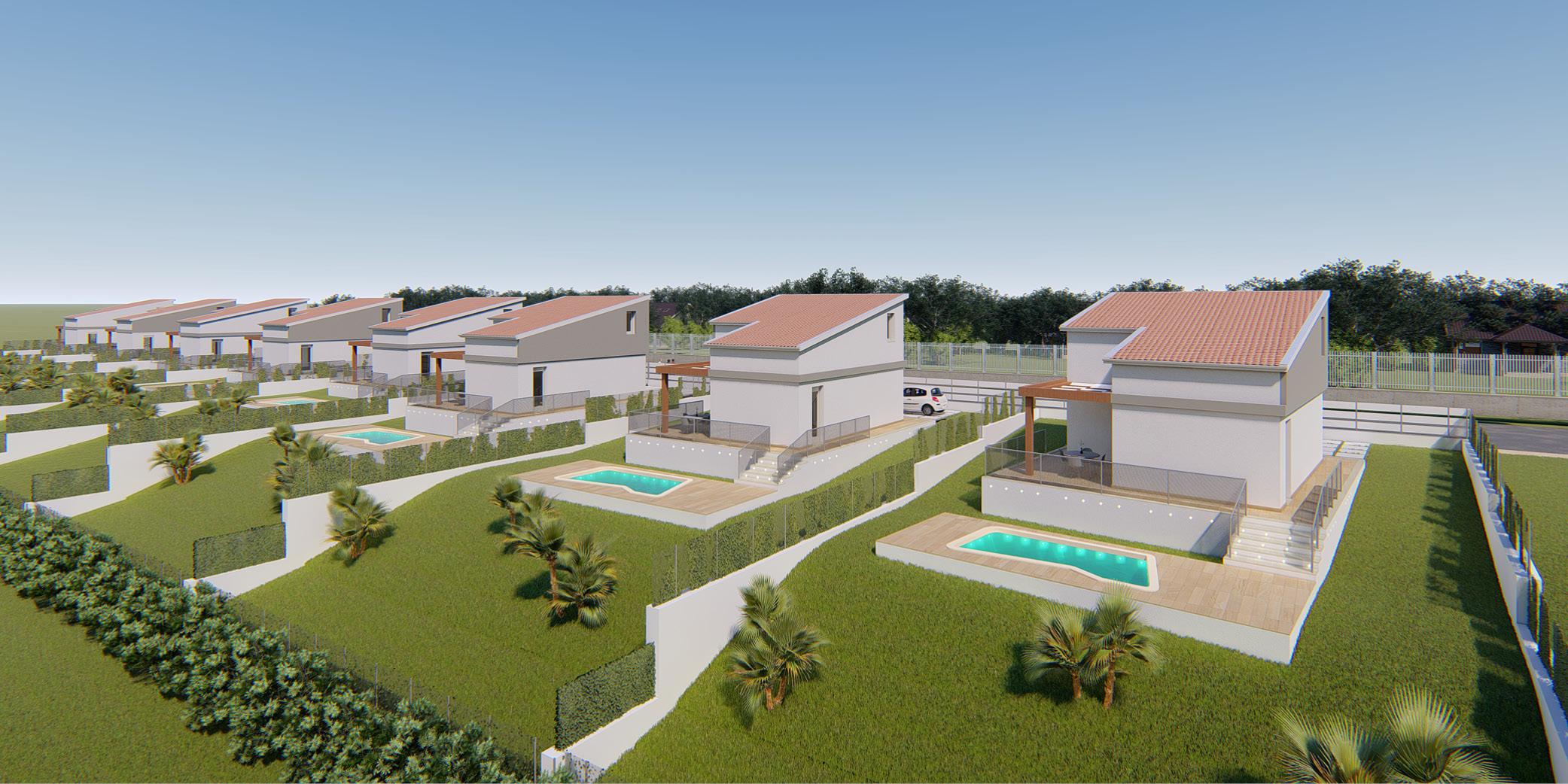 edil group ville moderne a Ragusa
